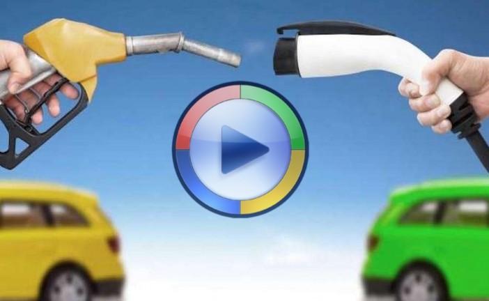 مقایسه خودروهای بنزینی با خودروهای الکتریکی (ویدئوی اختصاصی)