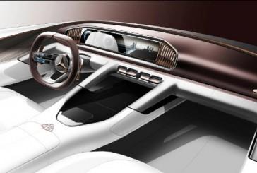 نمایش مردس میباخUltimate Luxury و مرسدسA کلاس در نمایشگاه خودروی پکن