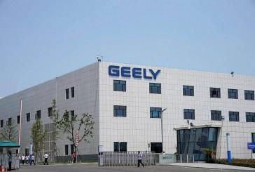 جیلی بوروی GE PHEV سدان به همراه موتور سه سیلندر ولوو در چین معرفی خواهد شد
