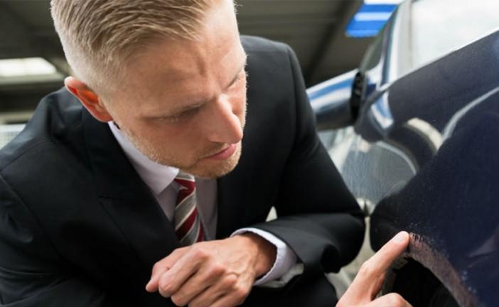 هر آنچیزی که از روش ترمیم خط و خش روی خودرو در منزل باید بدانید