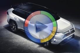 بررسی شاسیبلند تویوتا RAV4 مدل ۲۰۱۹ (ویدئوی اختصاصی)