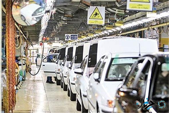 سایپا و ایرانخودرو خودروهای داخلی
