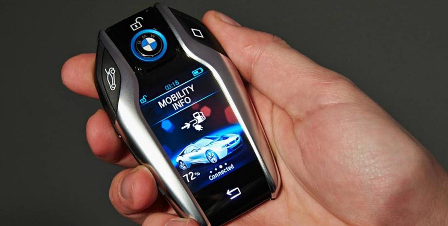 نگاهی به ۸ کلید جذاب از خودروهای مختلف!