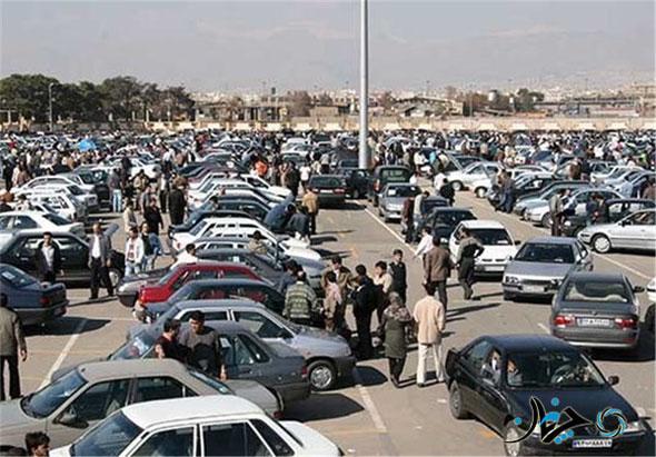 بازار خودرو برگ سبز خودرو ازار خودروی عراق تنظیم سند خودرو داخلی