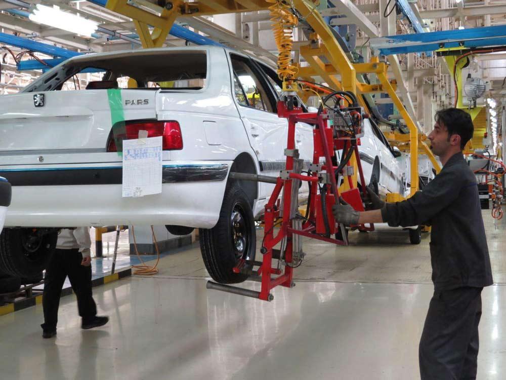 تعهدات خودروسازان