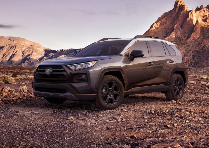 Toyota-RAV4-TRD-Off-Road-2020- TRD offroad تویوتا راو4
