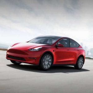 Tesla model Y - تسلا مدل Y