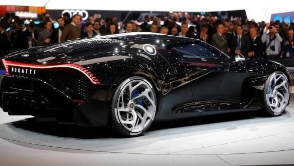 بوگاتی گران ترین خودروی جهان