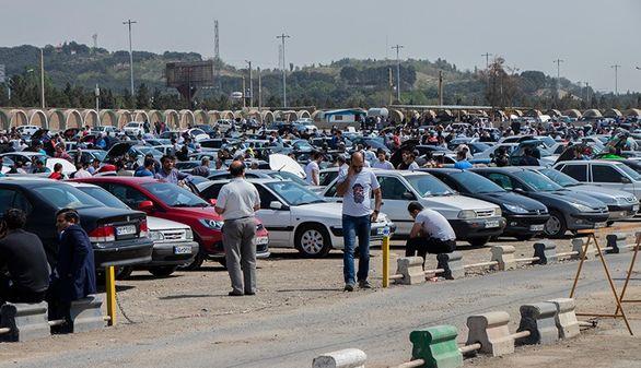خودروهای داخلی بازار خودرو