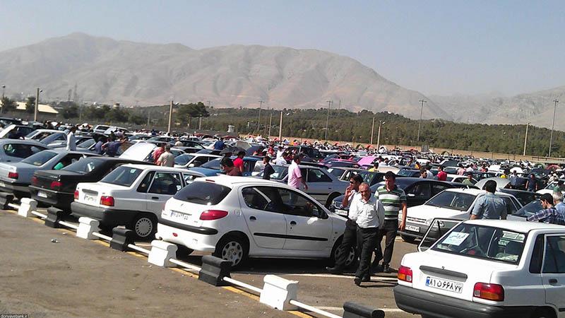 بازار خودرو خودروهای داخلی بازار خودرو