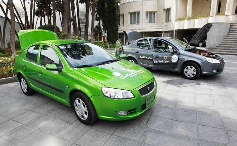 با رانا هیبریدی ایران خودرو آشنا شوید