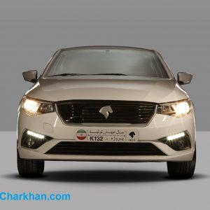 تصاویر رسمی K132 ایران خودرو منتشر شد