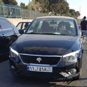 محصول جدید ایران خودرو با نام تارا در این شرکت دیده شد + تصاویر